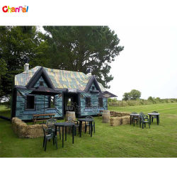 Almofada insuflável Pub Irlandês Tenda Bar inflável para venda