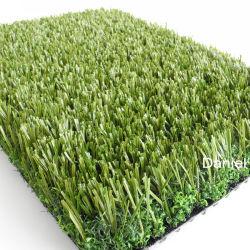 50mm S Form-Garn-künstlicher Gras-Teppich für Fußball