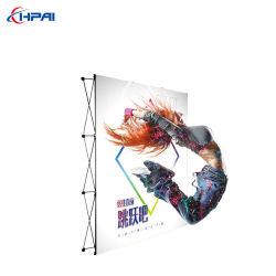 Flor de la boda de pared de telón de fondo Pesado Metal Pedestal Banner