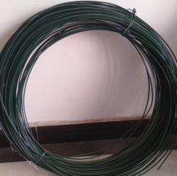 0.6-3.8 мм с покрытием из ПВХ и оцинкованной стальной проволоки / Gi обязательного провод к прессованию провод