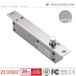 DC12V Fail Safe à la robustesse des serrures de vis de descente électrique de serrure de porte métallique de verre en bois