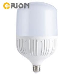 Melhor Preço E27 a folha de alumínio de PVC ABS levou a Lâmpada da Luz de plástico 10W 30W 50W65 Lâmpada LED Tshpae IP