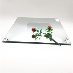precio de fábrica el cuarto de baño espejo de plata de decoración de cristal templado