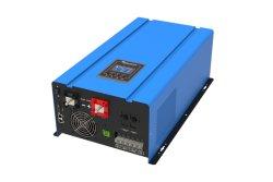 4000W CC12V Fréquence Onde sinusoïdale pure onduleur solaire avec chargeur