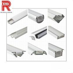 Tela de LED de extrusão de alumínio da estrutura da barra de luz LED de perfil de alumínio
