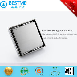욕실 304 스테인리스 스틸 하드웨어 바닥, BF-K07