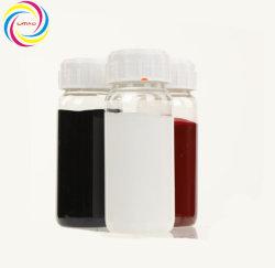 Inserimento a base d'acqua del pigmento della vernice per bianco di gomma della tessile e del gomma o