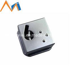 moulage sous pression en alliage aluminium personnalisée OEM Clavier Touche numérique
