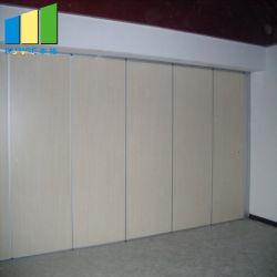 Divisorio piegante della parete pieghevole di alluminio alla stanza di addestramento