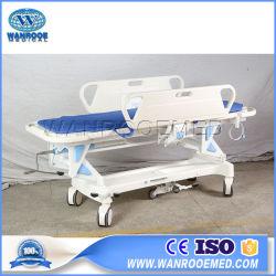 Hospital Medical appareil manuel chariot de transfert du patient Ambulance civière d'urgence