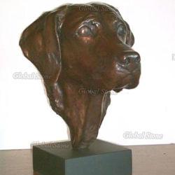 Oeuvres Sculpture en bronze pour la maison Décoration (GSBR-275)