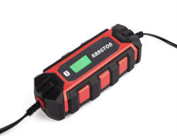Chargeur de batterie automatique mainteneur 12V 10mA Smart rapide Chargeur de batterie pour voiture bateau moto tondeuse à gazon