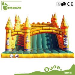 مخصص [أمّوومبي] قلعة مطاط [جوبّنغ] نفق عائقة [بونكرس] لعب لأطفال [دل015]