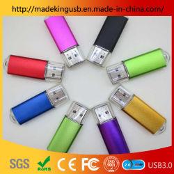 L'2019 populaire lecteur Flash USB en métal/clé USB avec couleur personnalisée