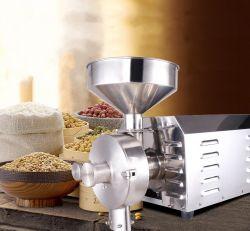 3000W Industrial Acier Inoxydable de piment en poudre de soja Café de l'écrou d'épice curcuma électrique de meulage Herb broyeur à grains d'Amande Mill