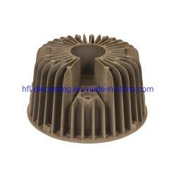 Gietend Aluminium Heatsink voor LEIDENE Verlichting en OpenluchtLamp