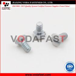 Прорезная Vodafast поднят потайной головкой с пластмассовой головкой (класс 4.8 8.8 Оцинкованные