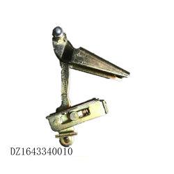 Shacman original partes separadas da fechadura de porta do Conjunto do mecanismo Dz1643340010
