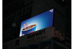 Outdoor pleine couleur P5, P6, P8, P10 SMD LED écran du panneau de publicité signe l'écran pour le message de paroi