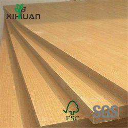Plaine de haute qualité MDF Panneaux de fibres à densité moyenne