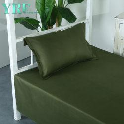 100% полиэстер военных Velure шикарные реверсивный Coverlet зеленого цвета