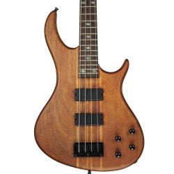 Incrustation d'ormeaux String/cou par le biais de corps de guitare basse électrique active