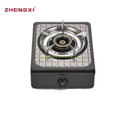 단 하나 철 가열기 요리 기구 휴대용 프로판 단 하나 가스 스토브 [Jz-RS116]