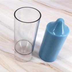 Personnalisés pour les moules de bougie de moule en plastique