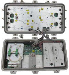 В поле-8601 Mxt OTR независимых Four-Output оптический узел