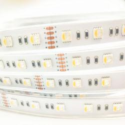 Алюминиевый профиль RGB 5050 светодиодный индикатор полосы