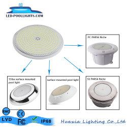 Indicatore luminoso della piscina riempito resina di Huaxia 42watt IP68 LED
