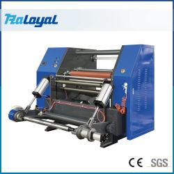 650mm étiquette horizontale de haute précision Duplex refendage pour film de la machine de plastification