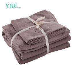 Les draps de lit plat classique de l'hôpital militaire de gros ensembles de literie de couvercle de la Courtepointe défini