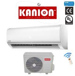 A elevada eficiência vidente21 Inversor R410A refrigeração e aquecimento a gás 12000BTU Split condições de Ar