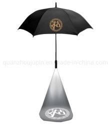 OEM Golf van de van de Bedrijfs reclame de Automatische Rechte Paraplu van het LEIDENE Projectie