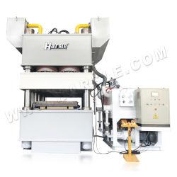 Plaque de porte Presse hydraulique de la machine de gaufrage 4 colonne avec une haute qualité