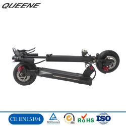 Queene/10pouces E Corider scooter électrique à double suspension plié Scooter électrique du moteur