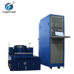 Het Testen van de Trilling van de Hoge Frequentie van het laboratorium Elektromagnetische Machine