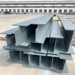 Matériau de construction structuraux en acier H/colonne de faisceau pour l'atelier