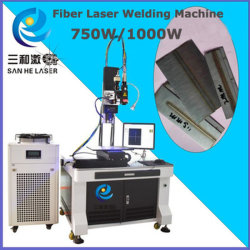 Hoch entwickeltes kontinuierliches Faser-Laser-Hochgeschwindigkeitsschweißgerät