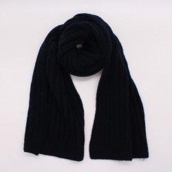 모직 직물 스카프 온난한 뜨개질을 한 겨울