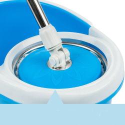 360 Grad-Mopp Microfiber Fußboden-Mopp-Torsion-Mopp-Kopf