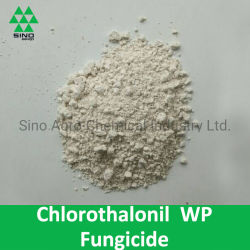 Le chlorothalonil 75 % Wp de fongicide pesticide