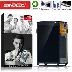 フレームの計数化装置が付いているSamsungギャラクシーS4 LCD表示のタッチ画面のためのAmoledはSamsung S4の表示I9505 I9500のためにアセンブルする