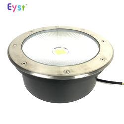 Inground lumière LED lumière souterrain avec IP68 30W étanches en acier inoxydable