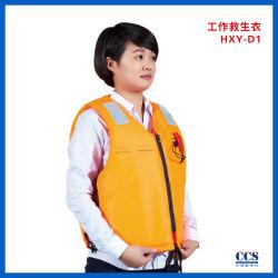 Venda a quente Trabalho Marinho jaqueta de vida para salvar vidas