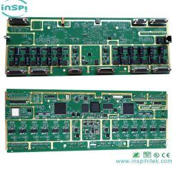 Scheda veloce PCBA di strati dell'Assemblea 2-10 del PWB di Prototyping di fabbricazione elettronica