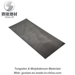 Feuille de molybdène pur à 99,95 % pour la vente de la plaque