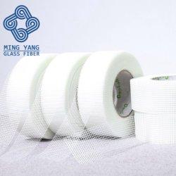 La CE aprobó la pared de fibra de vidrio que cubre el pánel de yeso cinta conjunta 8X8 de 60gramos