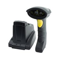 スーパーマーケットのための手持ち型の無線Bluetooth LANバーコードのスキャンナーX-6301b